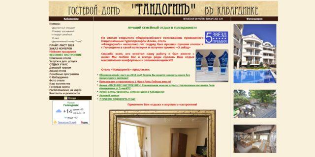 Fandorin-Hotel.ru